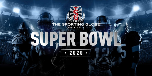 Super Bowl 2020 at The Sporting Globe Richmond
