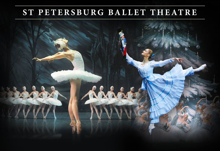 Swan Lake & The Nutcracker - St Petersburg Ballet Theatre