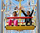 Swing into Spring at Luna Park