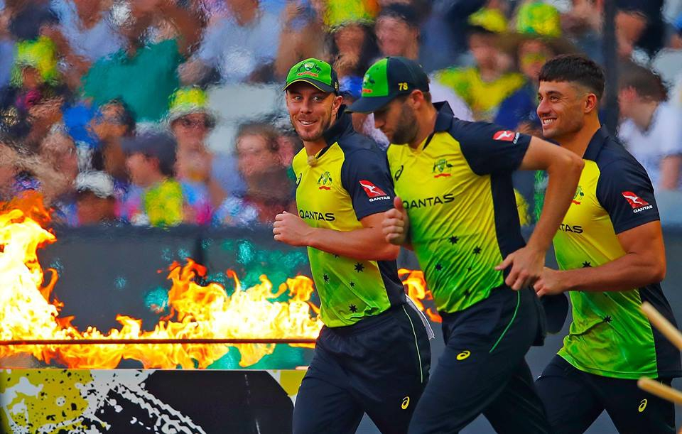 T20 International - Australia vs India