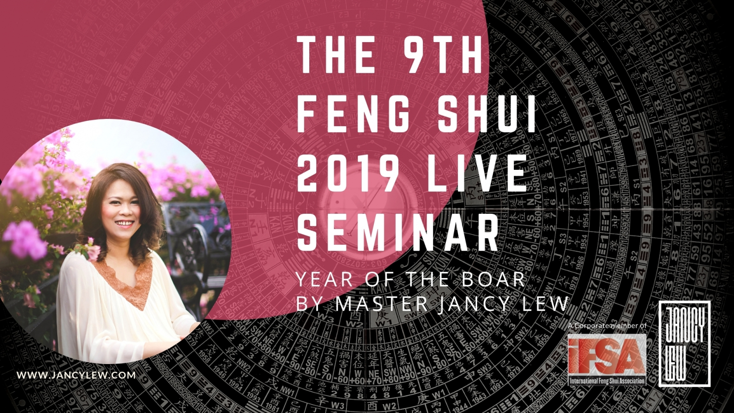The 9th Feng Shui Live Seminar by Master Jancy Lew