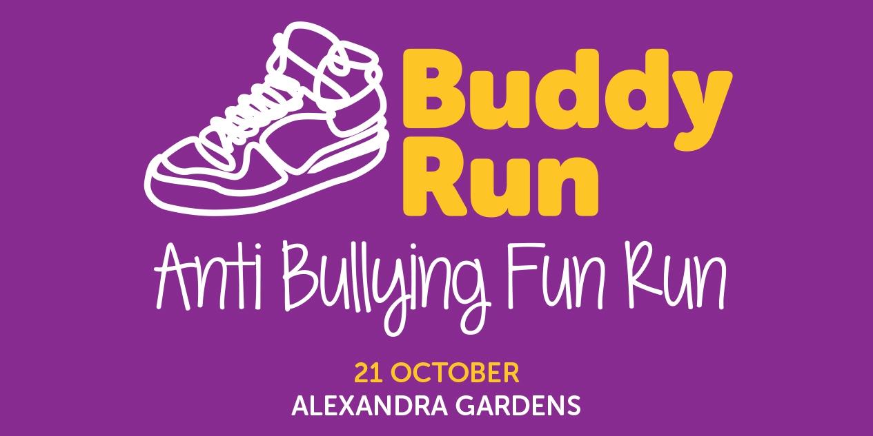 The Alannah & Madeline Foundation's Buddy Run