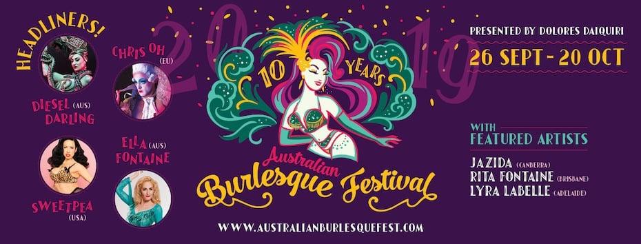The Australian Burlesque Festival - Varietease
