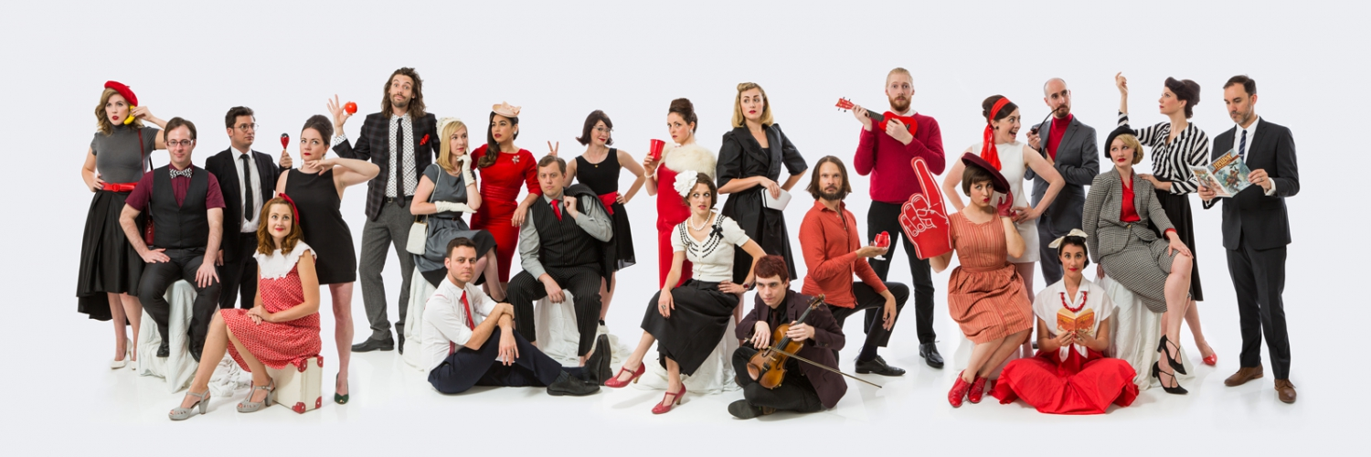 The Big Hoo-Haa! Musical Improvaganza at the Melbourne International Comedy Festival