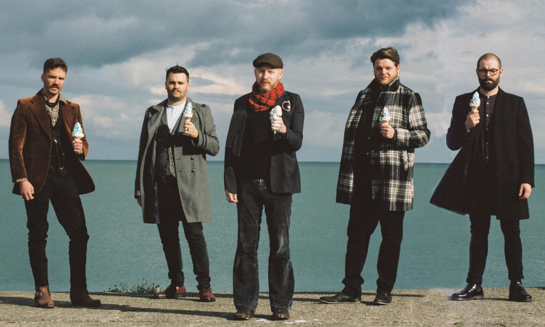 The Eskies (Ireland) Australian Tour - The Skylark Room