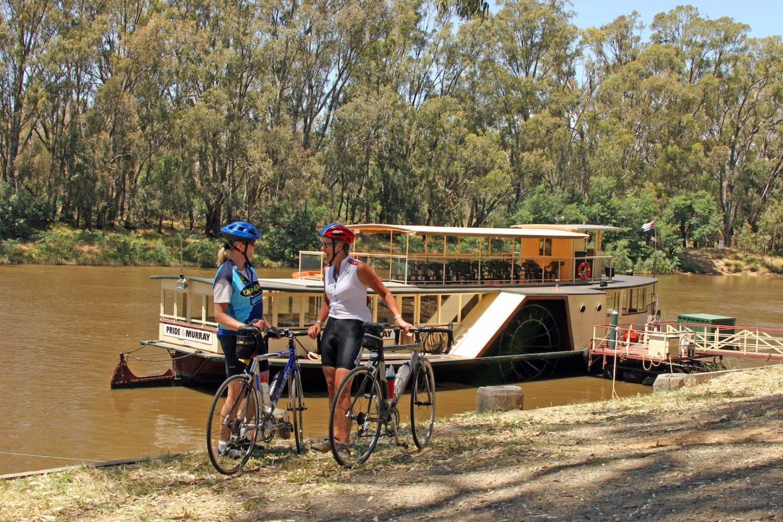 The Great Victorian Bike Ride