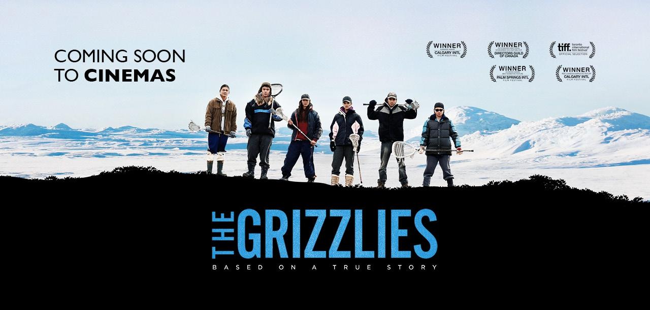 THE GRIZZLIES Australian Premiere