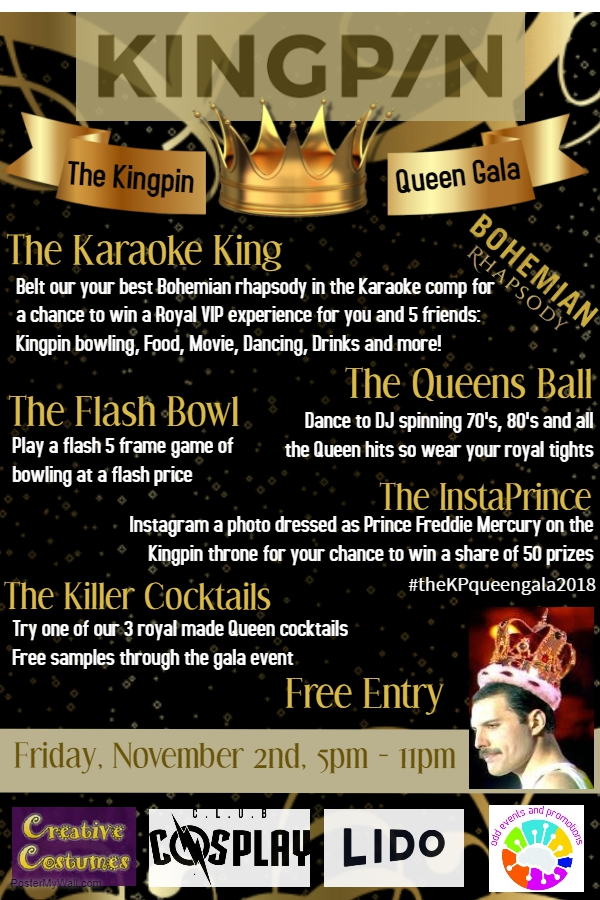 The Kingpin Queen Gala