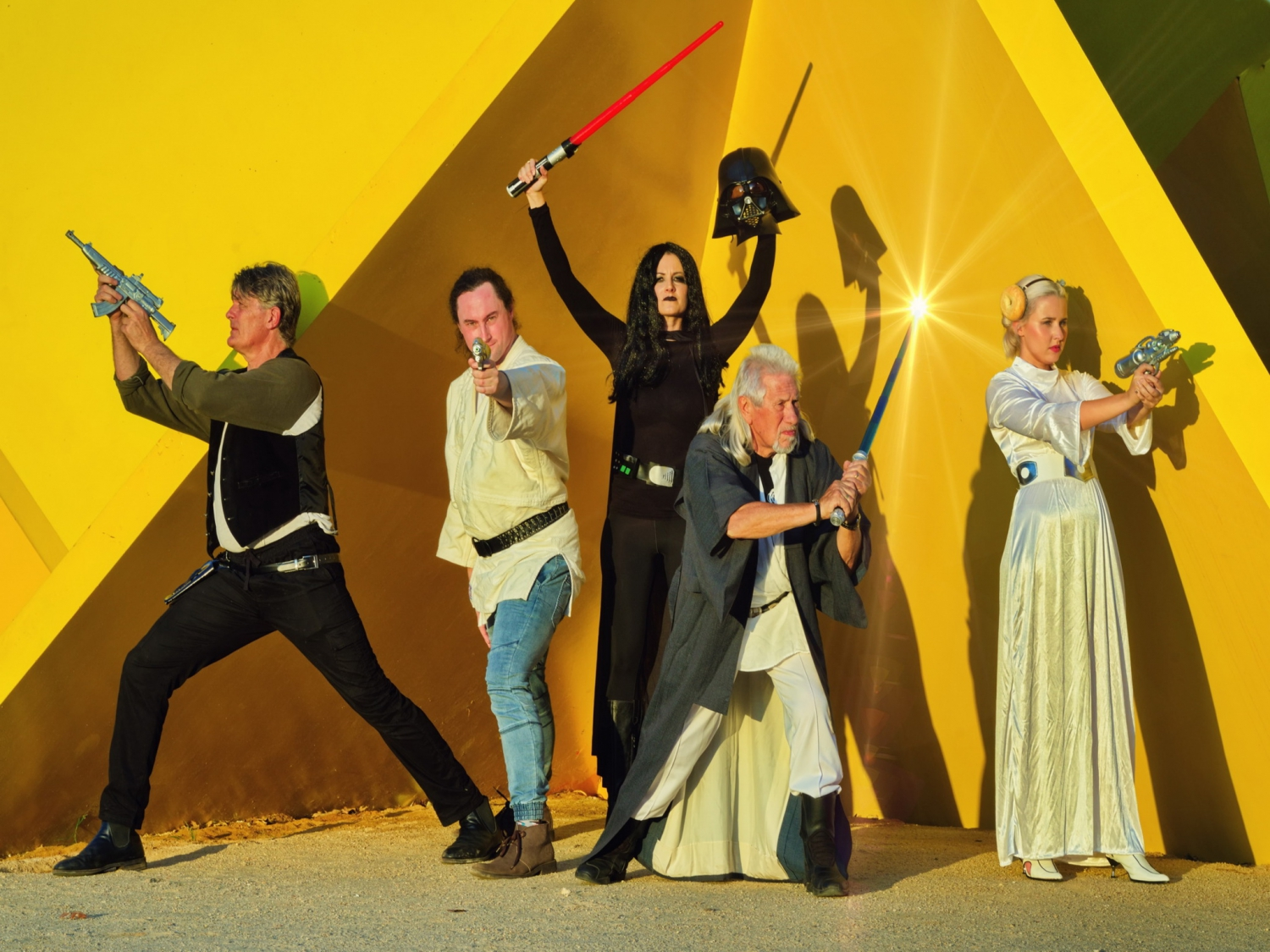 The Magic Flute and the Queens of Rock