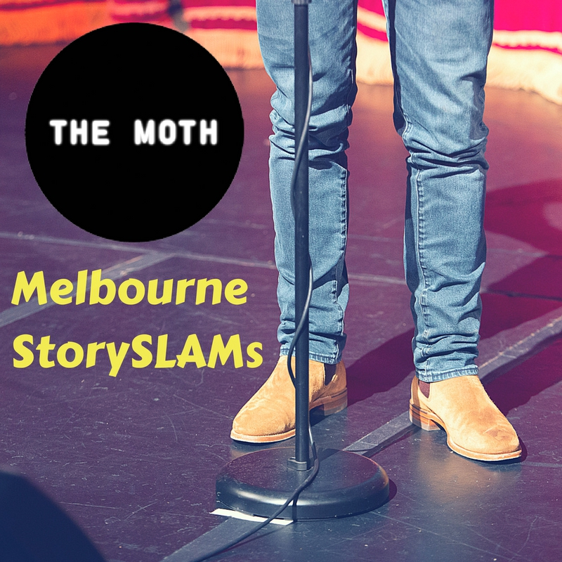 The Moth Melbourne StorySLAMs