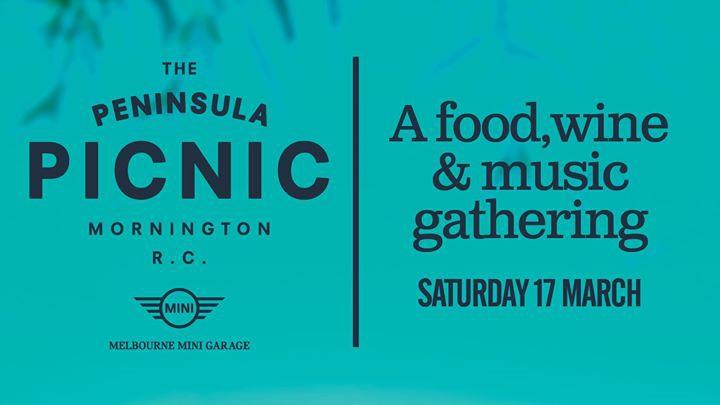 The Peninsula Picnic, presented by Melbourne MINI Garage