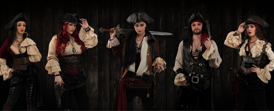 The Pirate Experience | Dinner and Show