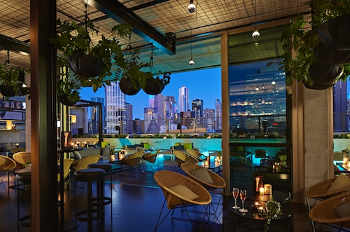 The Rooftop at QT: New Years Eve