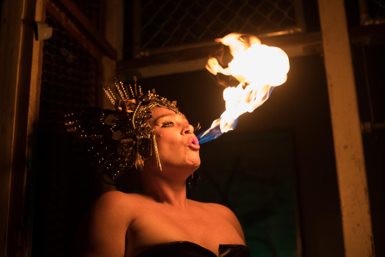 The Smokin' Phoenix Steampunk Circus