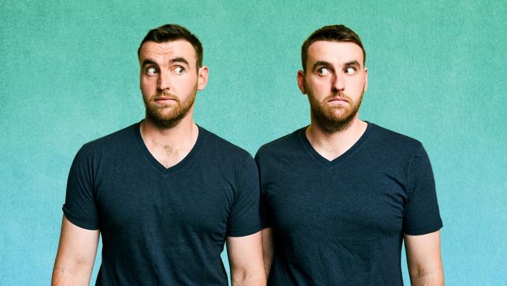 The Stevenson Experience - Stranger Twins (MICF)