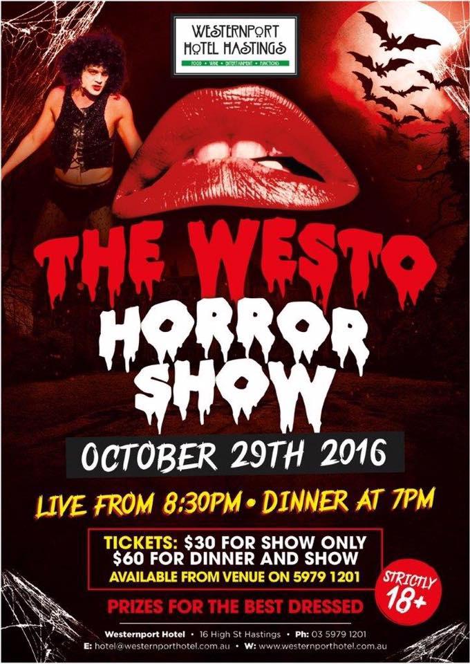 The Westo Horror Show