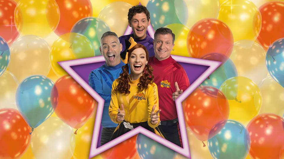 The Wiggles-Wiggle Fun Tour!!