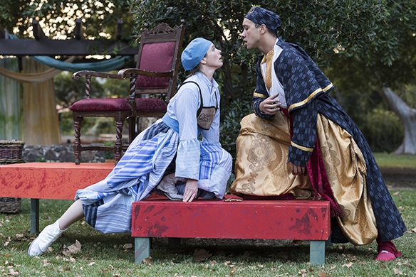 Twelfth Night by Melbourne Shakespeare Company