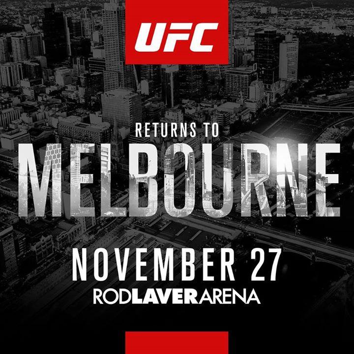 UFC Melbourne