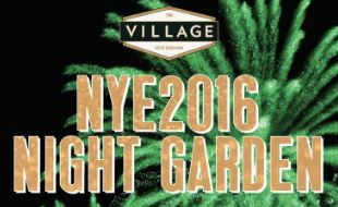 Ultimate NYE Night Garden Party!