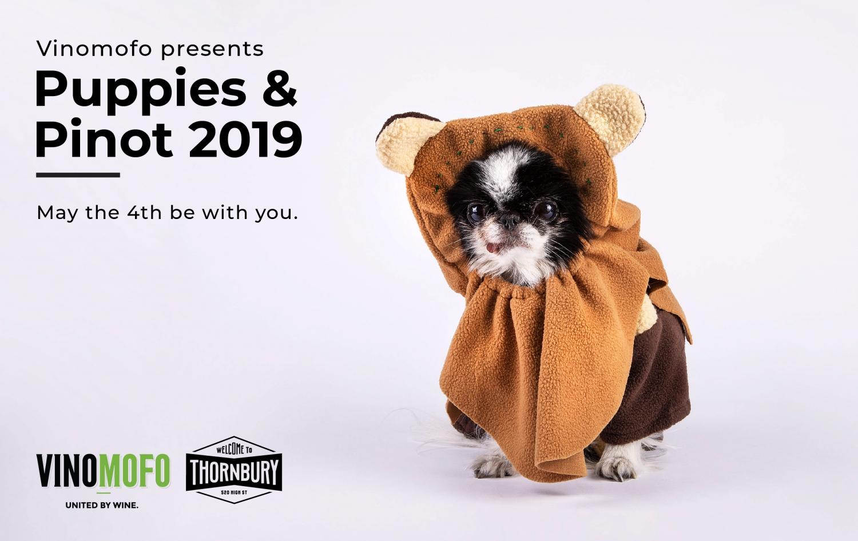 Vinomofo Presents: Puppies & Pinot 2019