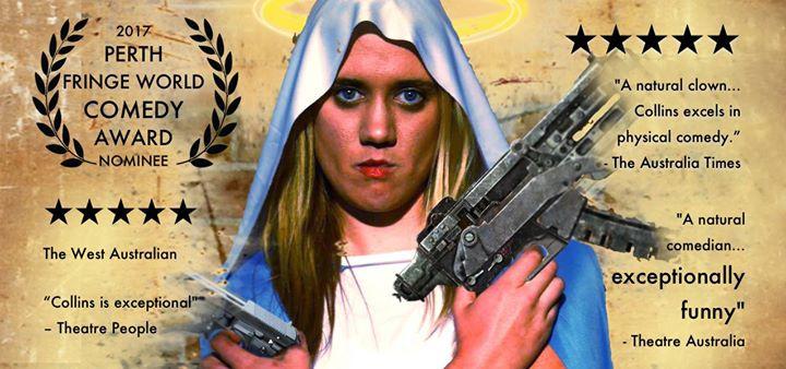 Virgin Bloody Mary - Secret Surprise Mystery Melbourne Run!