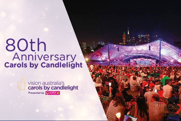 Vision Australia's Carols By Candlelight 2017