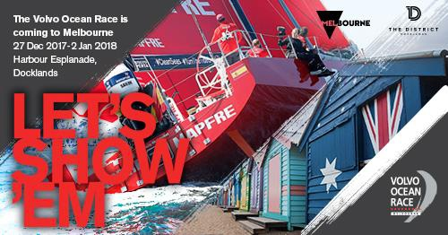 Volvo Ocean Race Melbourne