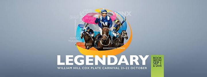 William Hill Cox Plate Carnival