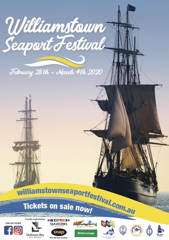 Williamstown Seaport Festival
