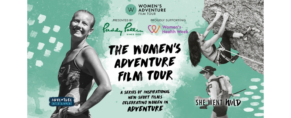 Women's Adventure Film Tour 19/20 - Melbourne