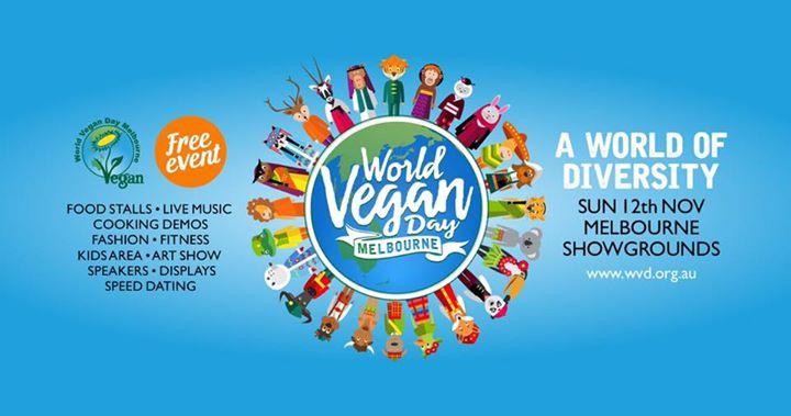 World Vegan Day Melbourne 2017