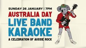 Australia Day - Live Band Bush Fire Fundraiser
