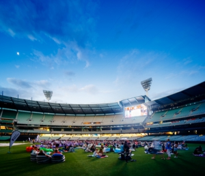 Cinema at the 'G, presented by Bank of Melbourne