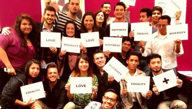 Mexico City: Diversity + Love