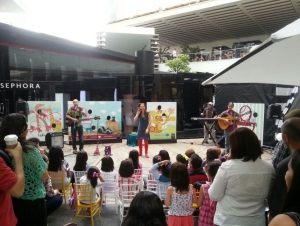 Event at the mall