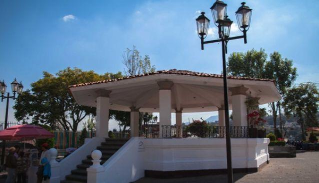 Centro de Magdalena Contreras