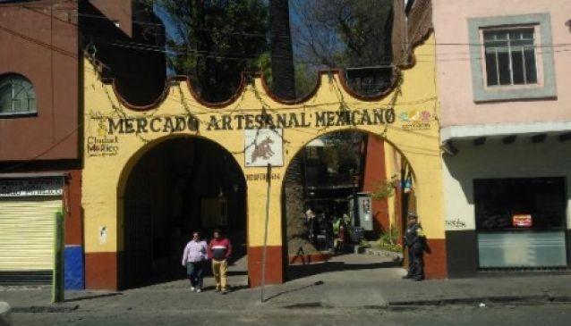Coyoacan Artesans Market