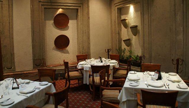 Mercaderes Restaurant