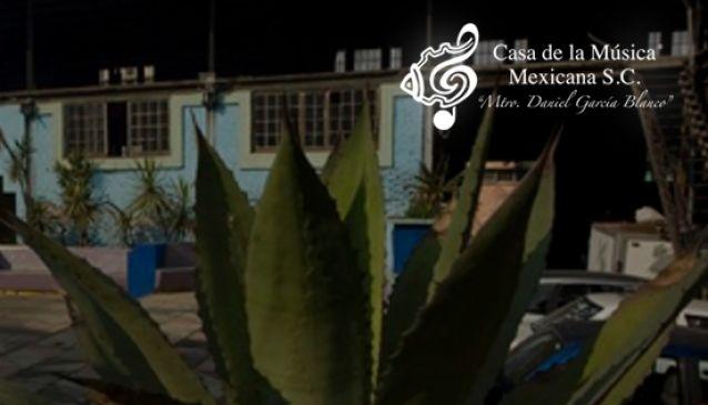 Museo de Sitio de la Música Mexicana