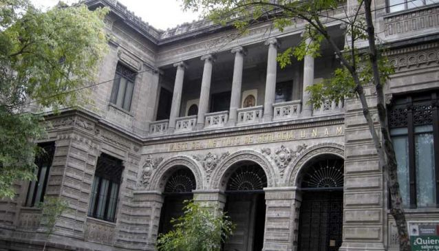 Museo Geología UNAM