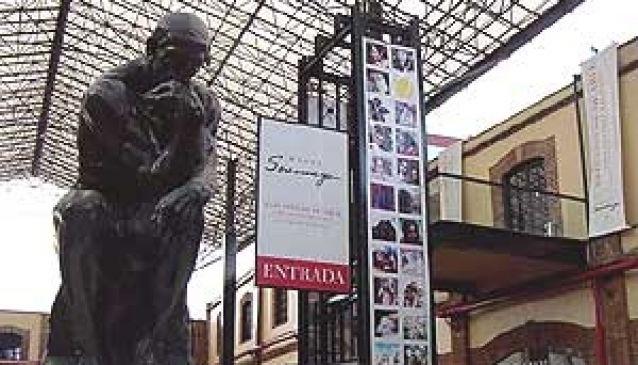 Museo Soumaya (Plaza Loreto)