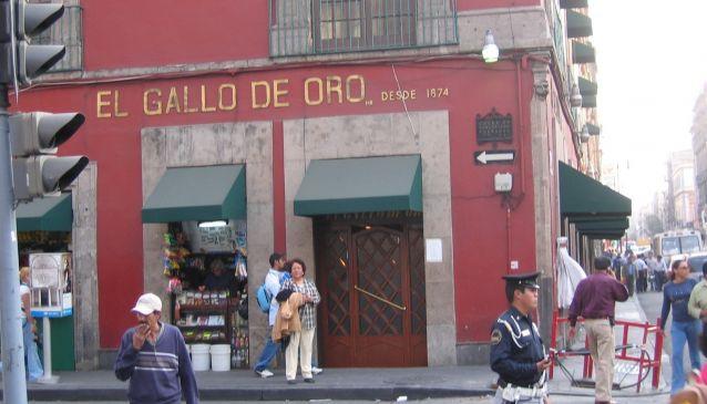 Restaurante El Gallo de Oro