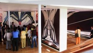 Siqueiros Public Art Lounge
