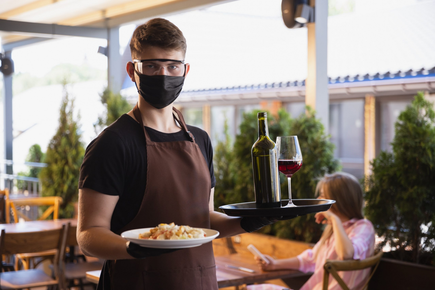 Technology will allow the opening and operation of restaurants