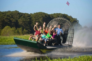 Everglades: Airboat Tour and Wildlife Show