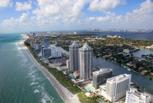 From Orlando: Miami Boat Cruise & Walking Tour