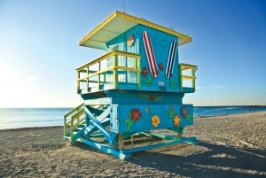 From Orlando: Miami Full-Day Hop-on-Hop-off City Tour