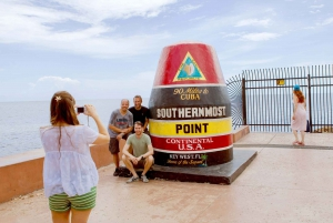 Key West Full-Day Tour by Motor Coach Bus from Miami