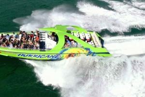 Miami: 45-Minute Extreme Jetboat Ride
